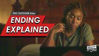 THE OUTSIDER: Episode 10 Breakdown, Ending Explained, Post Credits Scene & Season 2 | Full Review