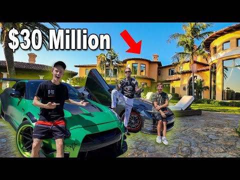 Switching Lives With RICHEST Kid In America