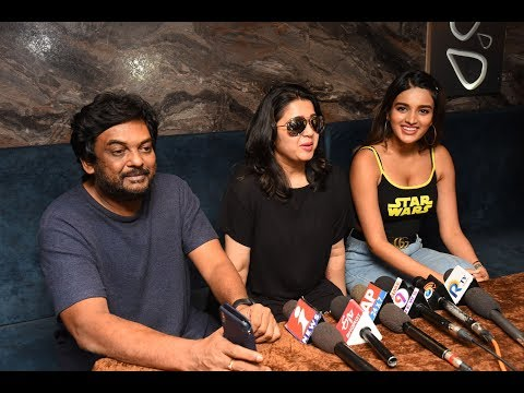 ISmart Shankar Success Tour | Puri Jagannadh | Ram | Nidhhi Agerwal | NTV Entertainment