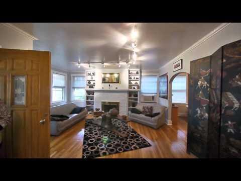 A 6-bedroom, 3-bath bungalow on an East Wilmette cul-de-sac