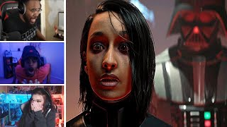 Gamers React To Star Wars Jedi Fallen Order Darth Vader Entrance