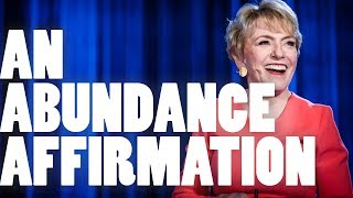 Stuart Wilde Affirmation on Abundance: POWERFUL   Mary Morrissey