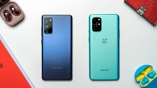 OnePlus 8T vs Samsung Galaxy S20 FE - Pick the Right One!