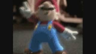 Mario Gets Drunk