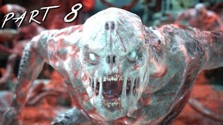 GEARS OF WAR 4 Walkthrough Gameplay Part 8 - At the Doorstep (GOW 4)