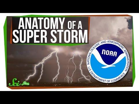 Anatomy of a Super Storm