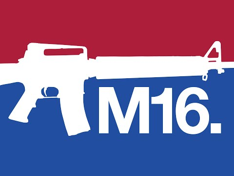 A Brief History Of The M16 Rifle