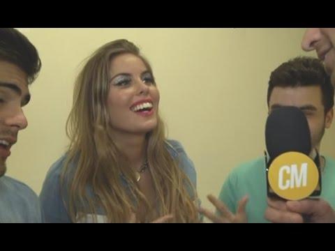 Rombai video Entrevista CM - Marama y Rombi / Gran Rex 2015