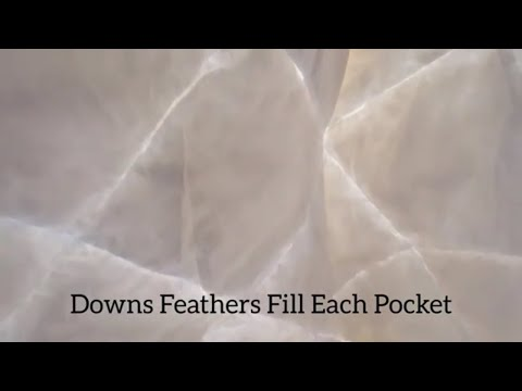 Luxez Luxury 95% Goose Downs Feather Duvet / Quilt