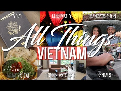 THE ONLY TRAVEL GUIDE YOU'LL NEED TO VIETNAM