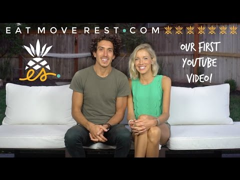 Plant-based Vegan Health & Lifestyle Coaches, Erin & Dusty | Eat Move Rest