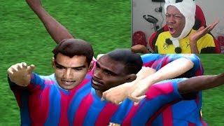 PLAYING FIFA 06 !!