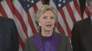 Hillary Clinton: We Cherish 'Peaceful Transfer of Power'