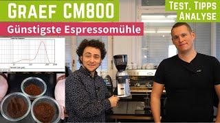 Graef CM800 Espressomühle - Günstig top! Aber Qualität? | Test & Tipps