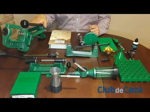 Recarga de munición metálica I