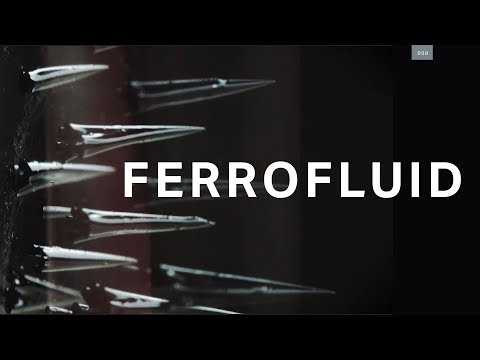 Ferrofluid - What It Is and How It May Be Used in Medicine