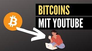 Verdienen Sie BTC, beobachten Sie YouTube-Videos