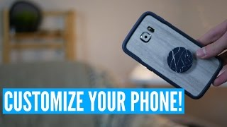 How To Customize And Protect Your Phone At The Same Time!