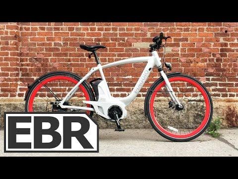 Piaggio Wi-Bike Active Plus Video Review – $4k NuVinci Harmony Auto Shift Ebike
