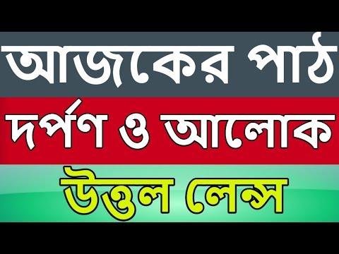 Concave Mirror And Convex Mirror Bangla Gk [GK TIME]