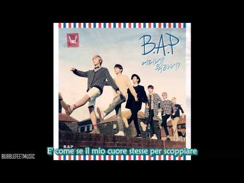 B.A.P. - Definitely Today (오늘은 꼭) [SUB ITA]