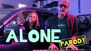 "My Time Alone - ""Alone"" Heart Parody"