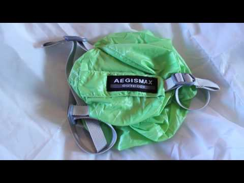 Best Budget Down Sleeping Bag for Ultralight Backpacking: Aegismax Review