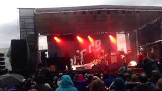 Chilliwack - I Believe in You and Me opening for Bad Co! Bullen Park Victoria BC Sept. 15 2013