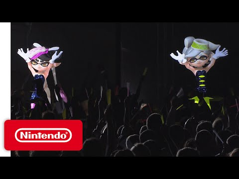 Splatoon 2 - Live Concert at Nintendo Live 2019 - Nintendo Switch