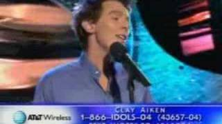 Clay Aiken - Somewhere out there