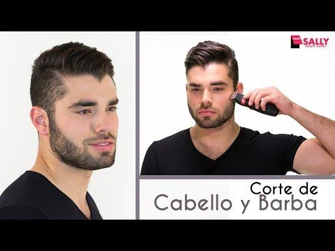 SALLYMEN: Corte de Cabello y Barba en Casa