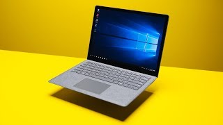 Surface Laptop Review - The Ultimate Macbook Lure? (2017)