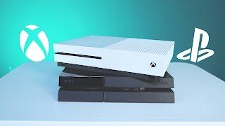 Xbox One S vs PS4!