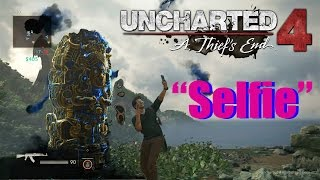Selfie - Uncharted 4 Multiplayer Beta! #Uncharted101ContestEntry