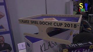 KLASK - SPIEL DOCH! CUP 2018 - Turnier mit Julia & Flo
