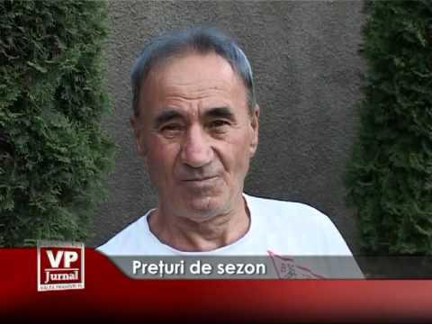 PRETURI DE SEZON