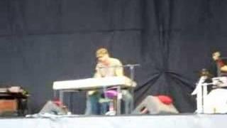 Daniel Powter V Festival 2006 'Jimmy Gets High'