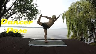 Beginners Yoga Breakdown: Dancer Pose
