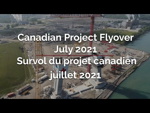 Canadian Project Flyover July 2021