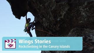 WINGS Magazine: A rock climber's dream // Eurowings