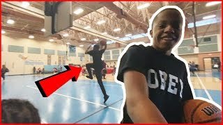 Trent's Knees Are Back! He Actually DUNKS The Ball! - Daily Dose 2.5 (Ep.13)