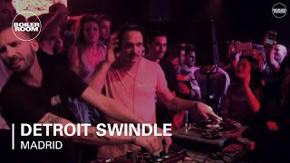 Detroit Swindle - Live @ Ray-Ban x Boiler Room 021 Madrid 2016