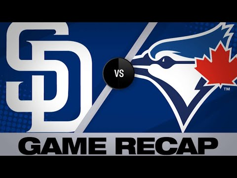 5/26/19: Biggio hits first homer in Blue Jays' win