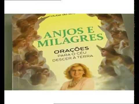 Novo Livro Anjos e Milagres