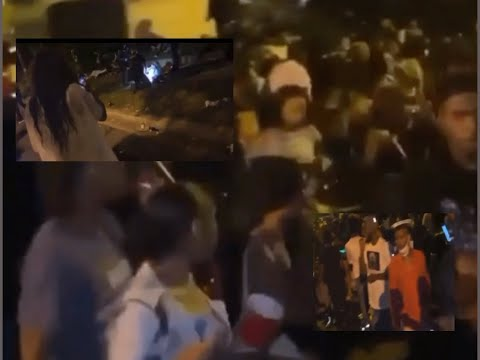 25 people shot @ massive Rona Party In Dc