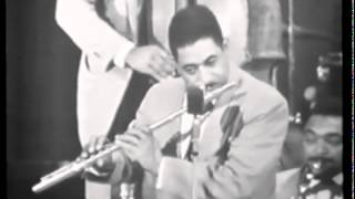 """Count Basie, """"Cute"""" (Hefti) featuring Frank Wess on flute"""