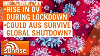 Coronavirus: The latest COVID-19 news on Sunday May 3 (Sunrise edition) | 7NEWS
