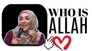 Who is Allah I Powerful Reminder I Yasmin Mogahed lecture I 2020