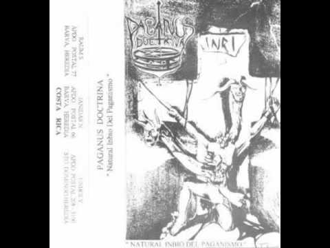 Paganus Doctrina - Nazarenus (1995) (Underground Black Metal Costa Rica)