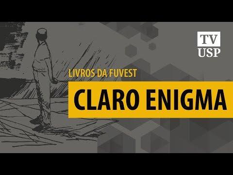 [Livros da Fuvest] - Claro Enigma (Carlos Drummond de Andrade)
